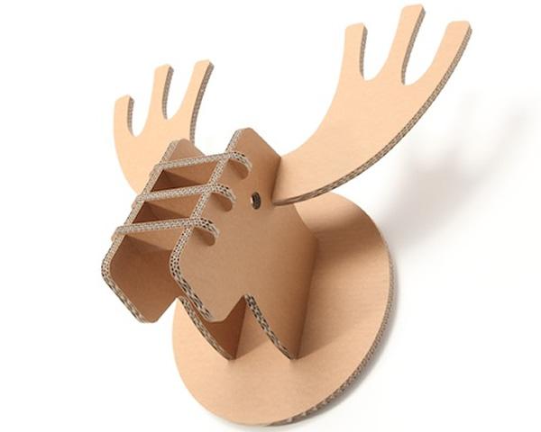 鹿の頭ハンガーロッキー